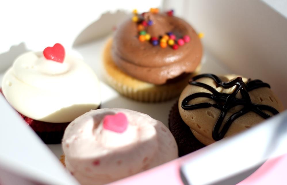 Delicious Looking Cupcakes Delicious Cupcakes a