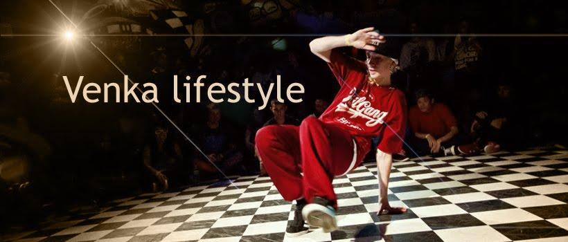 bgirl Venka lifestyle !