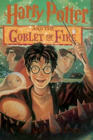 Read Harry Potter and the Goblet of Fire online free