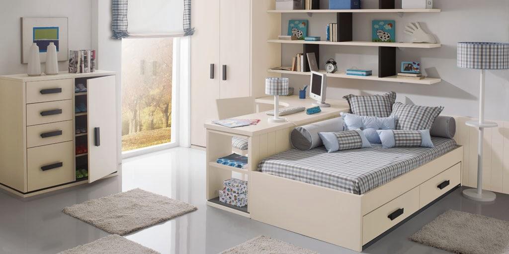 Dormitorios juveniles habitaciones juveniles a medida for Muebles juveniles a medida