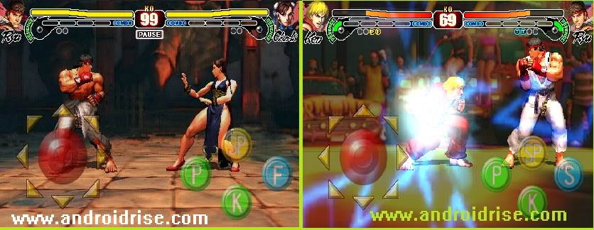 Игры Для Андроид 2.3.5 Street Fighter Iv