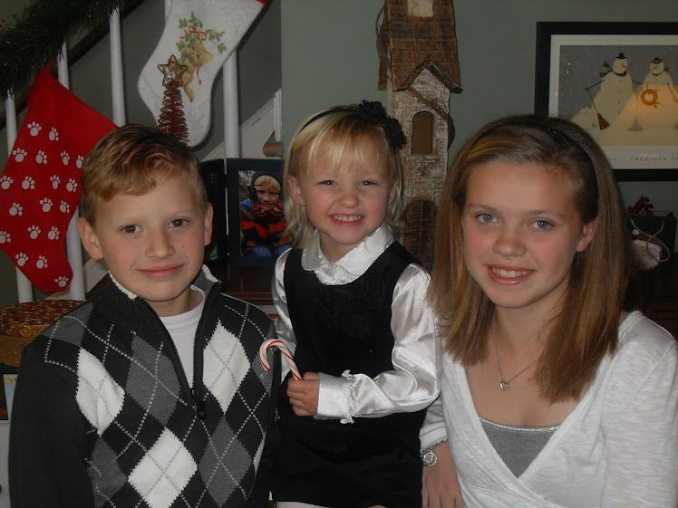 My three kiddo's