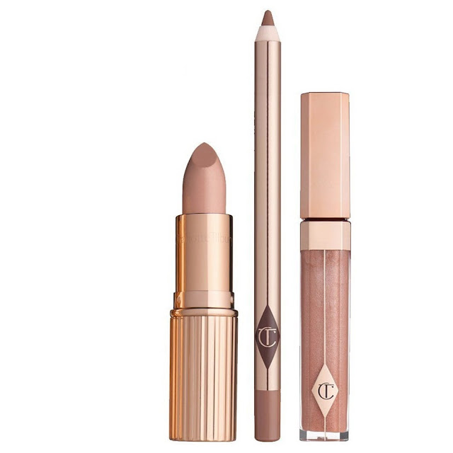 My Holiday Wish List Charlotte Tilbury Lip Set