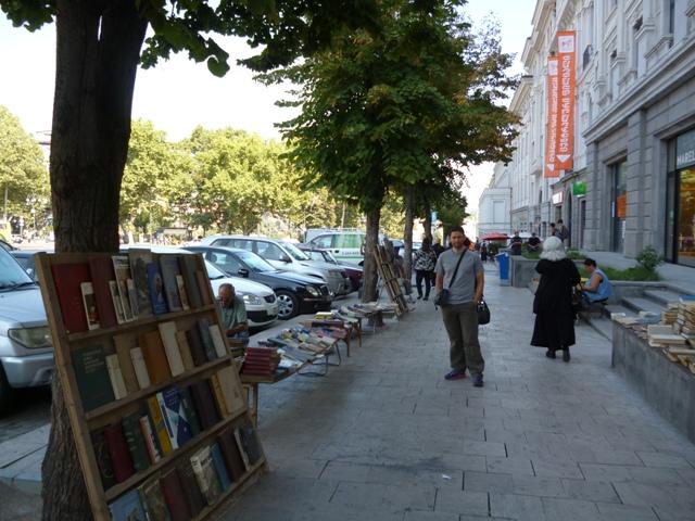 Calles de Tbilisi