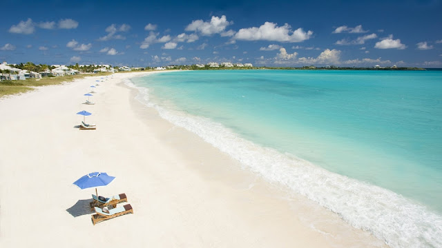 Caribbean White Beach