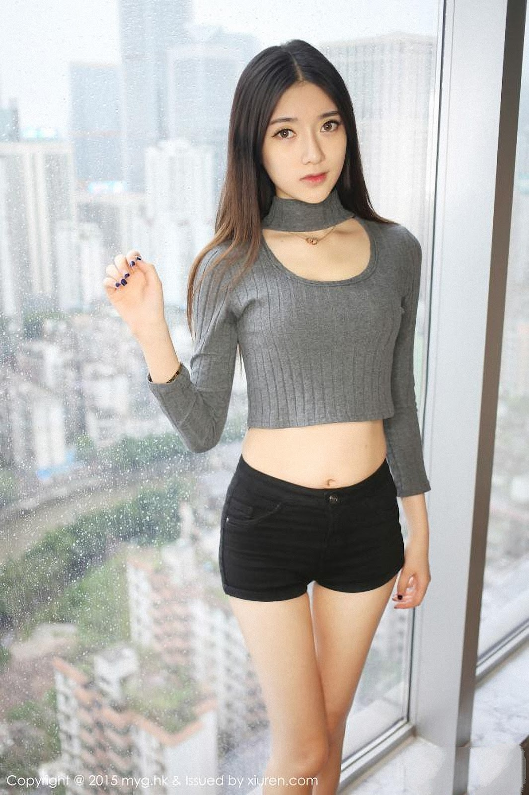 37 - Sexy Girl Model MYGIRL VOL.119