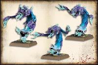 Warhammer Incineradores de Tzeench de los Demonios del Caos