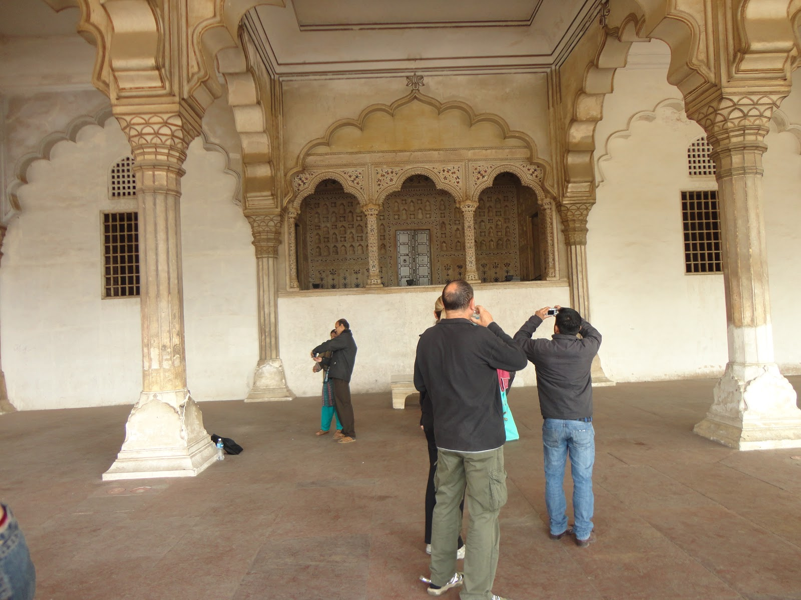 Diwan E Aam at Agra Fort Agra