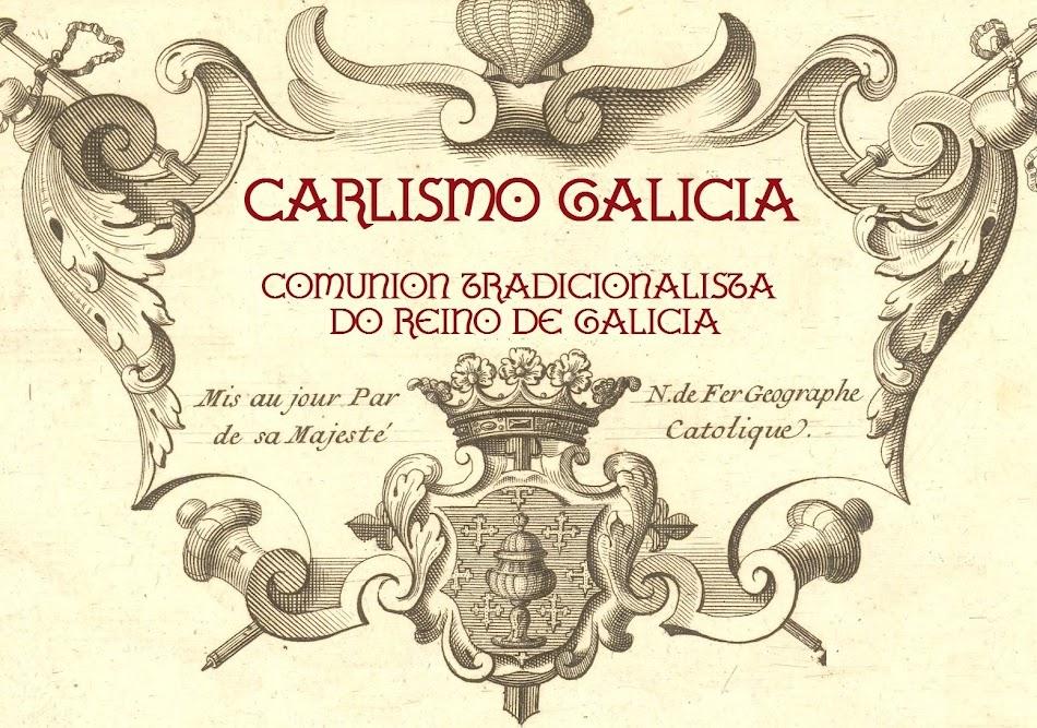Carlismo Galicia