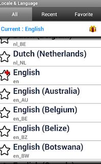 Cara Mudah Manambahkan Bahasa Indonesia di Android