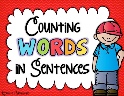 Counting words in sentences, counting the number of words in sentences, Star test, concept of word