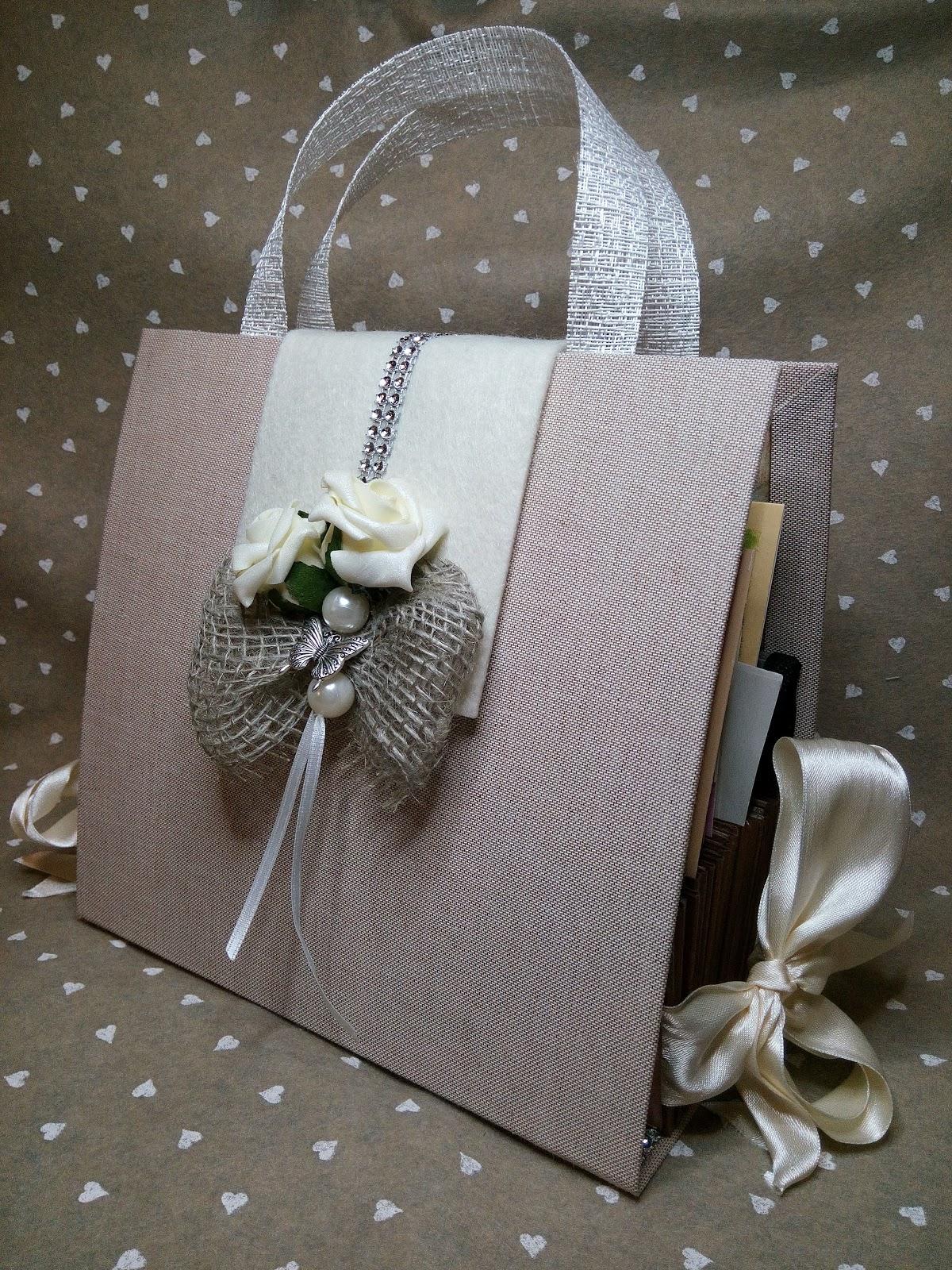 Tantissimi Auguri Matrimonio : Creazioni by la rossa borsa scrap porta biglietti di