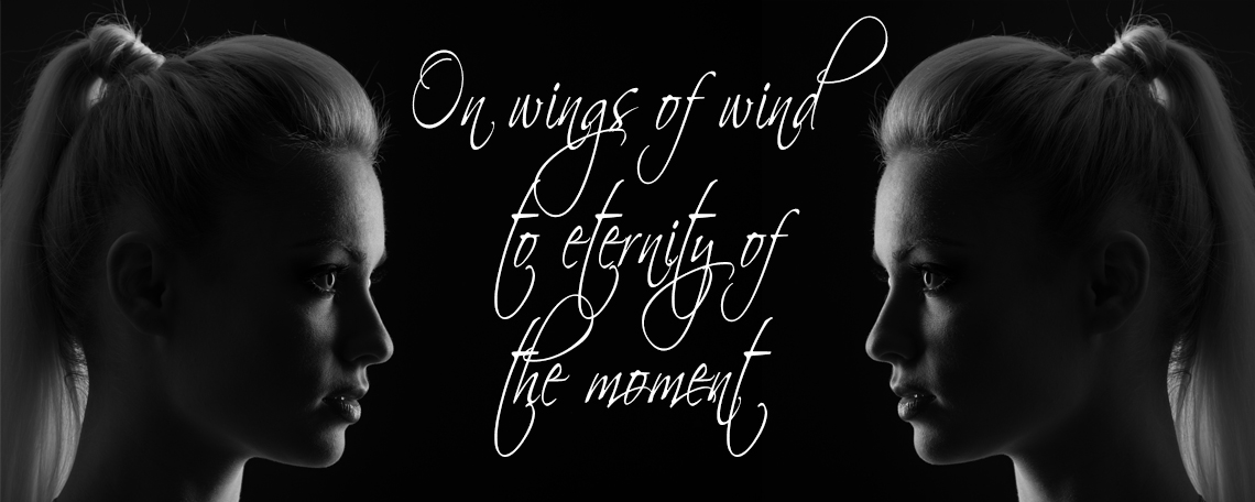 On the wings of wind...