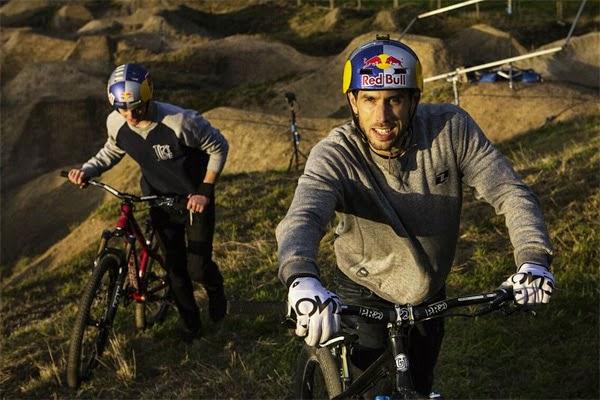 Red Bull presents Dan Atherton's Escape. Create