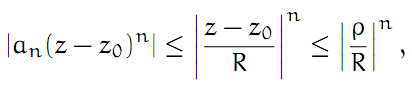 Complex Analysis: #6 Power Series equation pic 2