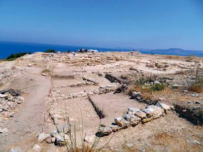 Αρχαίο ανάκτορο αποκαλύπτει κρυμμένα μυστικά 33 αιώνων