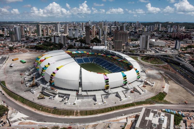 Casa Futebol by 1 Week 1 Project