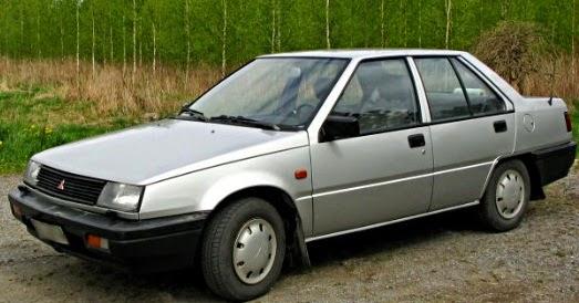 Mitsubishi Lancer (1992)