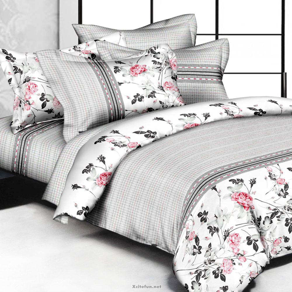 Winter bed sheets with blanket pillow and cushion set for Bed pillow sets