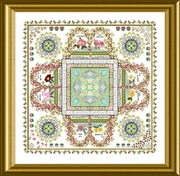 Rosarium Mandala