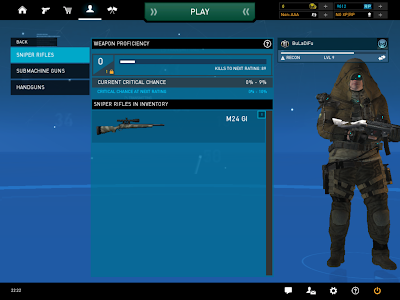 Ghost Recon Online - Sniper Rifle Weapon Proficiency