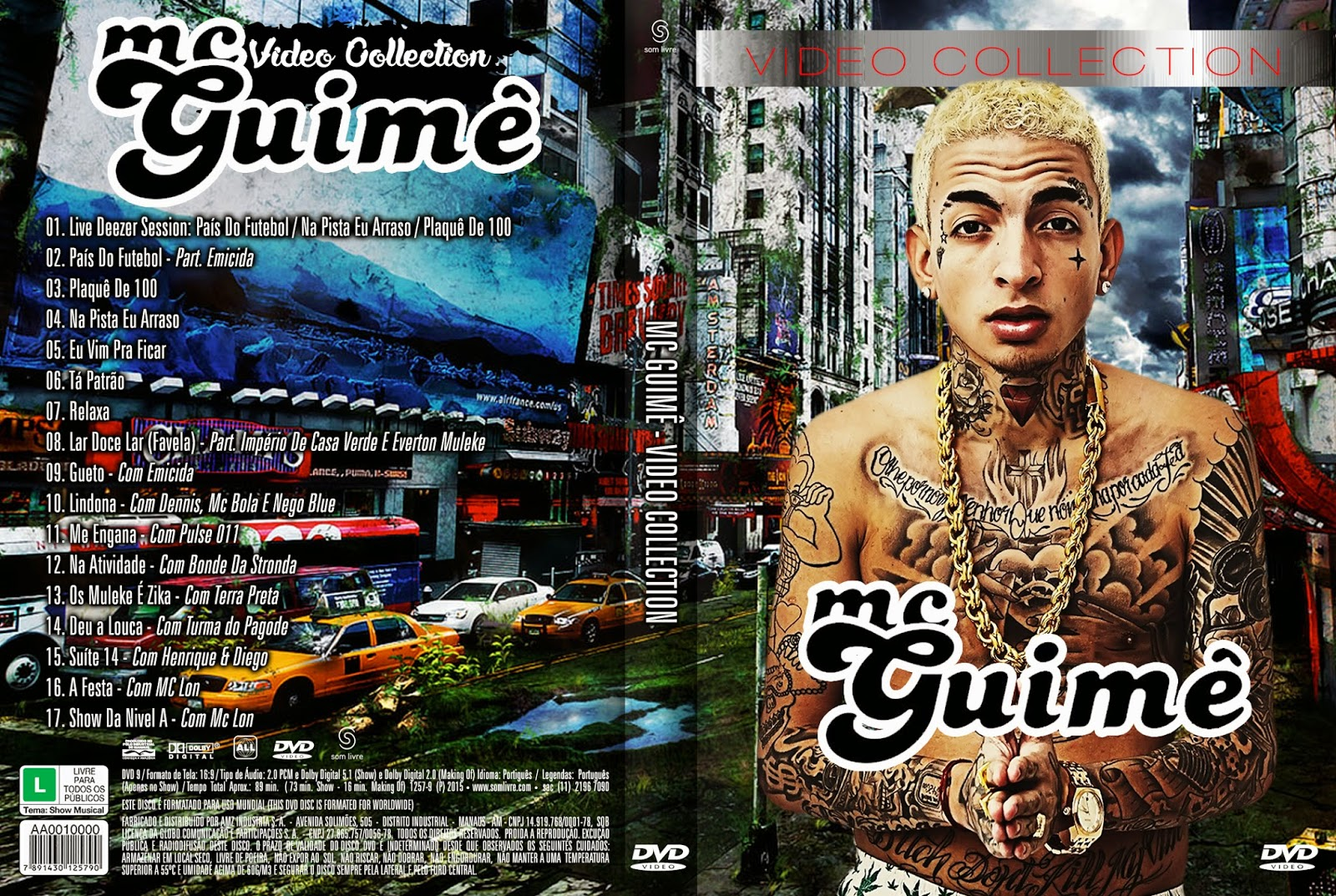 Download Mc Guimê Video Collection DVD-R Mc 2BGuim C3 AA 2B  2BVideo 2BCollection
