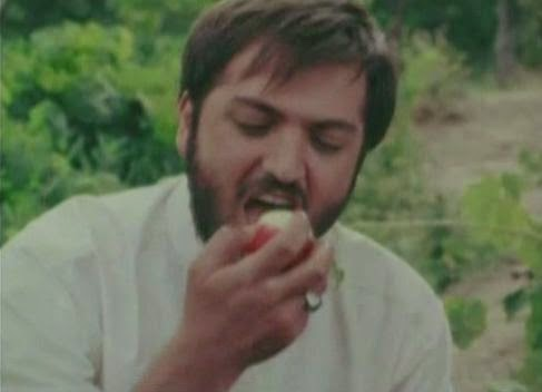 Sadeq Stops By An Orchard To Perform His Ablutions And Say Prayers When Apple Drops From A Nearby Tree He Picks It Up Takes Bite Out Of
