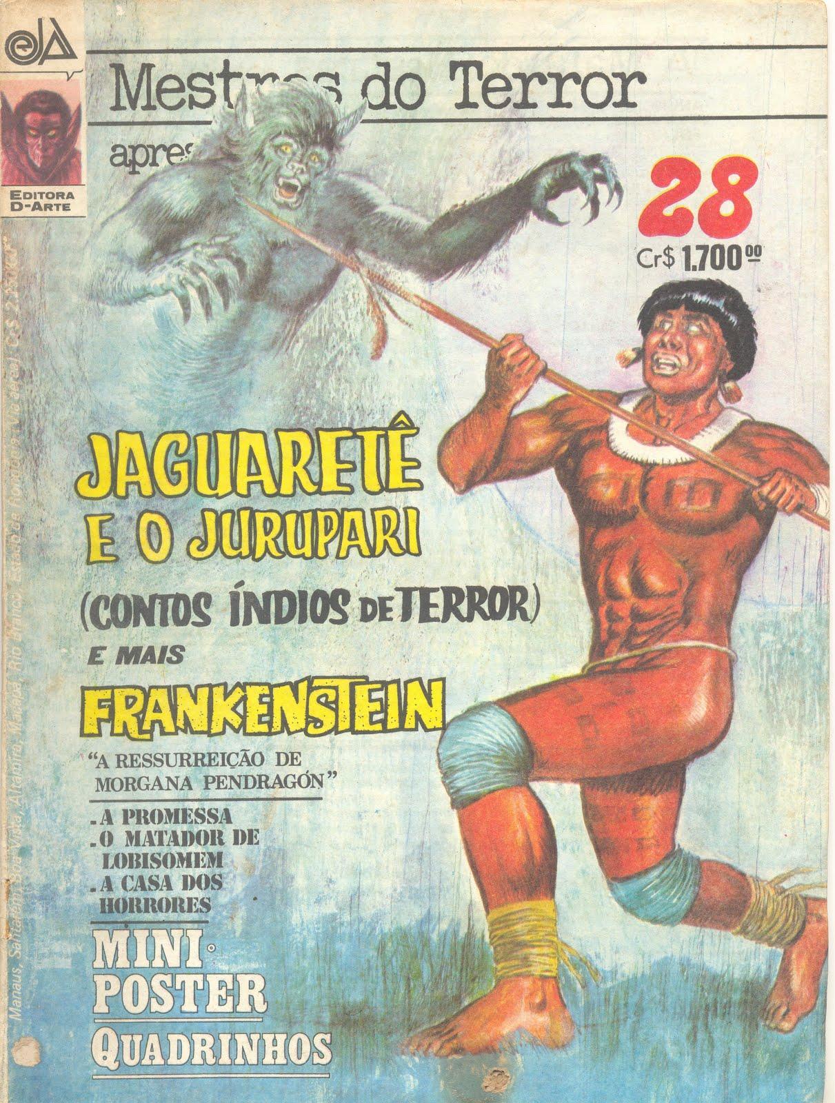 Jaguaretê (1984)