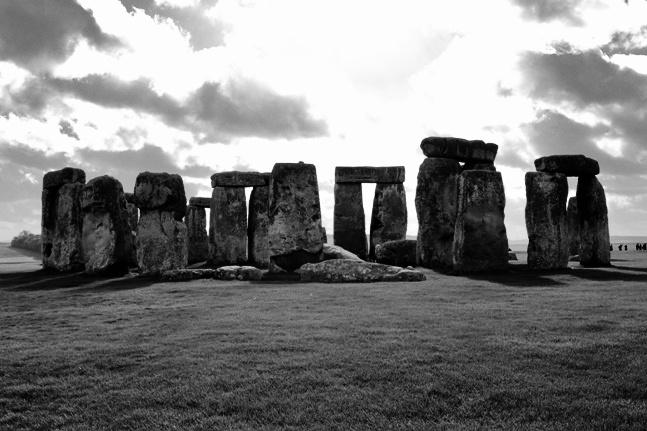 Circulo megalítico de Stonehengue