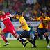 Monarcas y Toluca se respetaron anoche 0-0