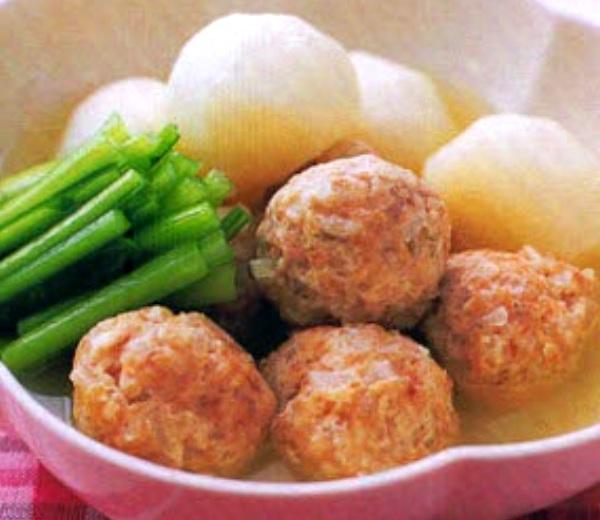 Crispy Chicken Meatball. Nusantara Culinary