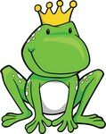 To find a prince you have to kiss a lot of frogs...........