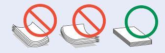 Как правильно заправить бумагу в лоток