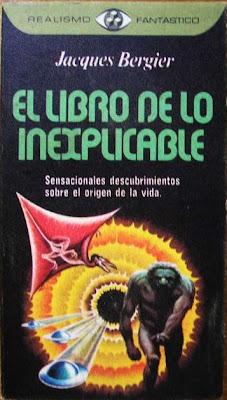 El Libro de lo Inexplicable de Jacques Bergier