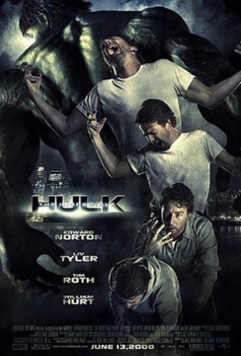 The Incredible Hulk 2008 Free Download In Hindi 720p BRRip 900mb