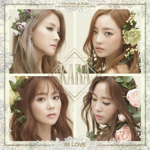 Download Album KARA IN LOVE mp3 full cupid mv