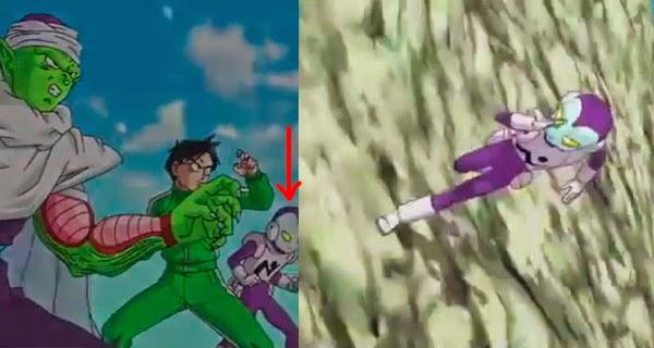 Jaco en Dragon Ball Z - Fukkatsu no F