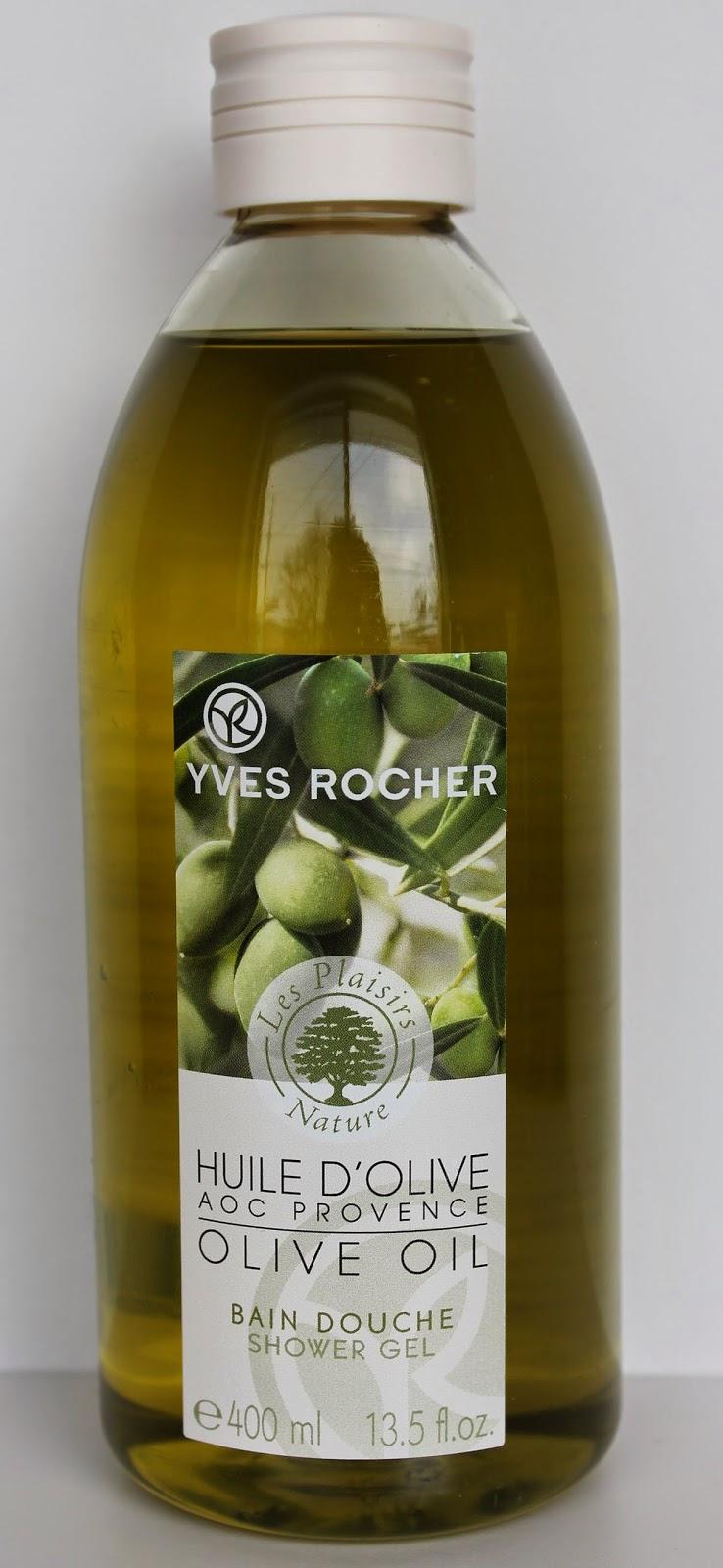 Huile d'Olive Yves Rocher