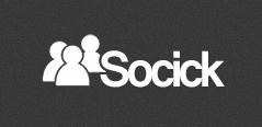 Socick: Gana Dinero con tu cuenta en Facebook y Twitter