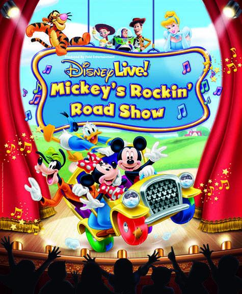 Disney Live! Mickey's Rockin' Roadshow – Ticket Prices, Schedules