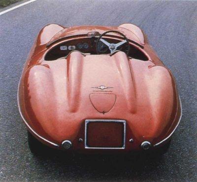 Alfa Romeo Disco Volante 1952