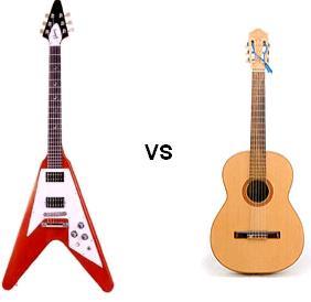 Kelebihan & Kekurangan Gitar Akustik dan Elektrik
