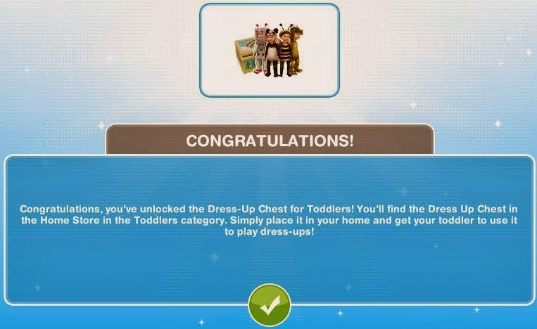 Sims  Toddler No More Eating Dog Food