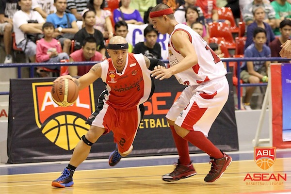 Mario Wuysang and the Indonesia Warriors seem to be destined for a title clash with Leo Avenido and the Beermen.