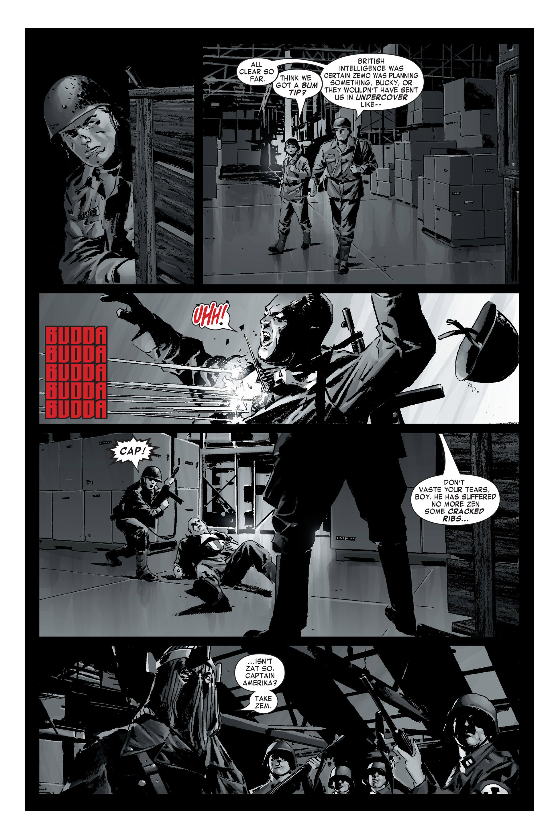 Captain America (2005) Issue #3 #3 - English 6