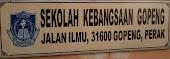 SKGopeng, Jalan Ilmu