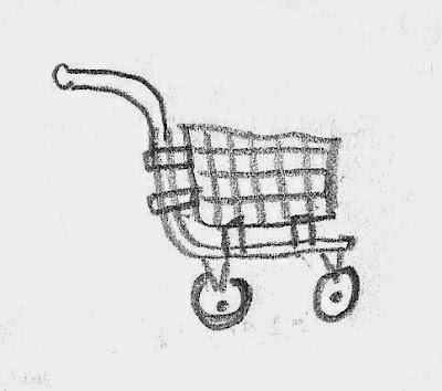 A Supermarket cart