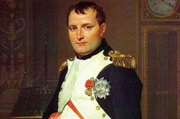 Napoleon was short.