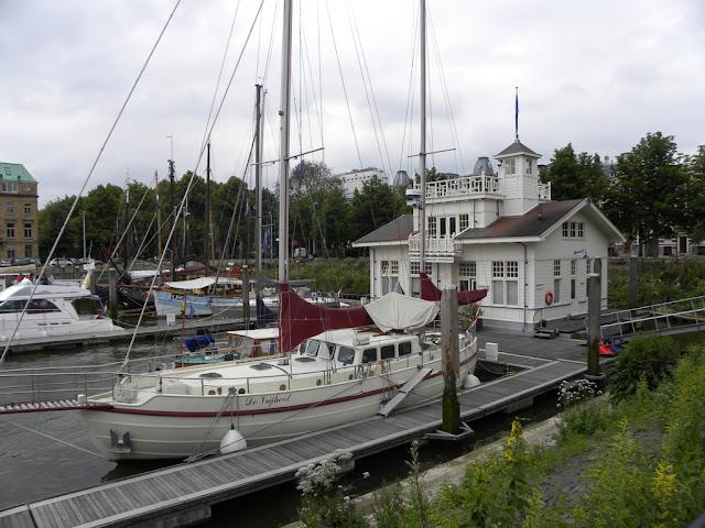 Veerkade en Veerhaven Rotterdam