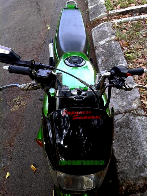 Modifikasi Yamaha Touch 125 title=
